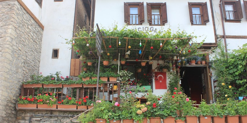Avcıoğlu Konak Otel Karabük Safranbolu