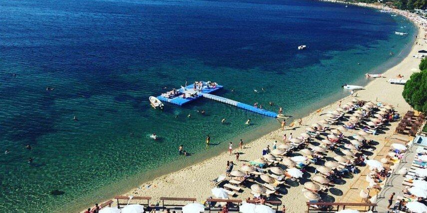 Ayanya Beach Bungalow Balıkesir Avşa