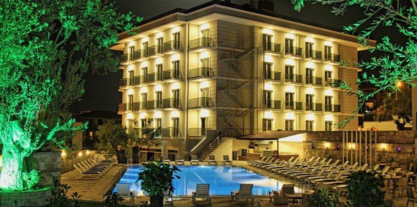 Ayvalık Elisa Hotel Balıkesir Ayvalık