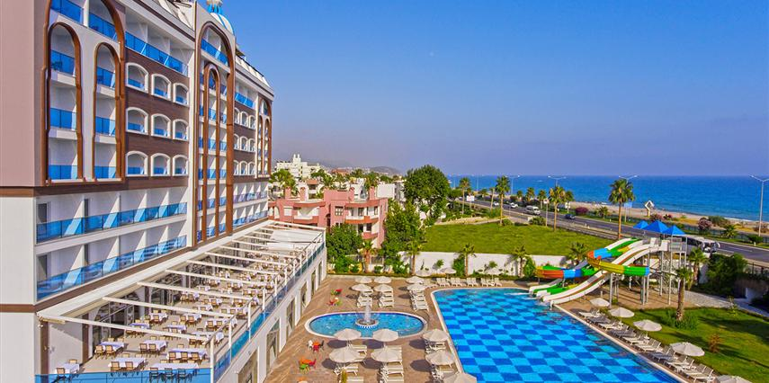 Azur Resort & Spa Antalya Alanya