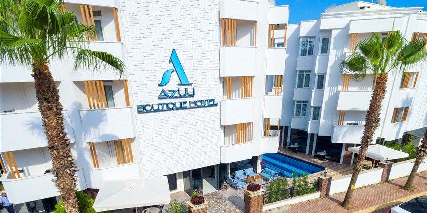 Azuu Hotel Antalya Antalya Merkez