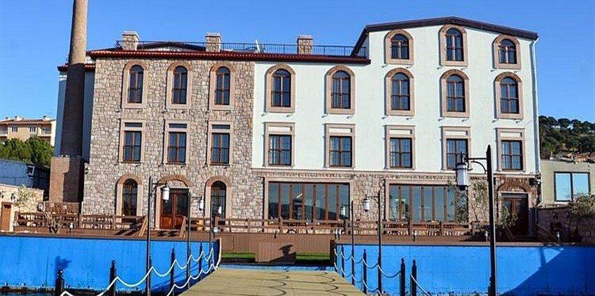 Bacacan Hotel Balıkesir Ayvalık