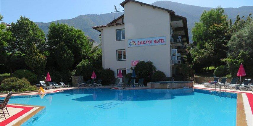 Balkaya Hotel Muğla Fethiye