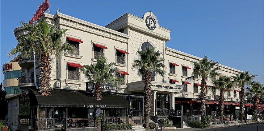 Baltürk Otel İzmit Kocaeli İzmit