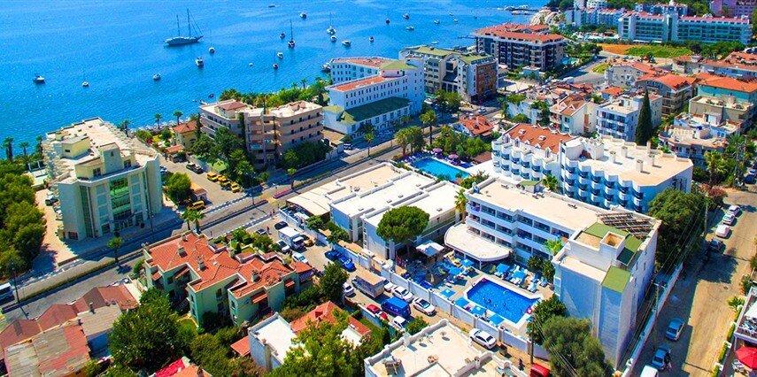 Banu Hotel Luxury Muğla Marmaris
