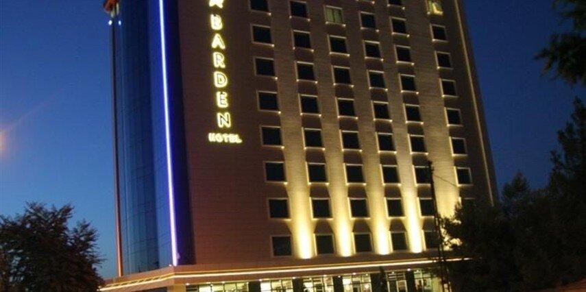 Barden Hotel Siirt Siirt Merkez