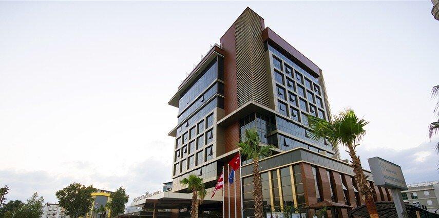 Başaran Business Hotel Antalya Antalya Merkez
