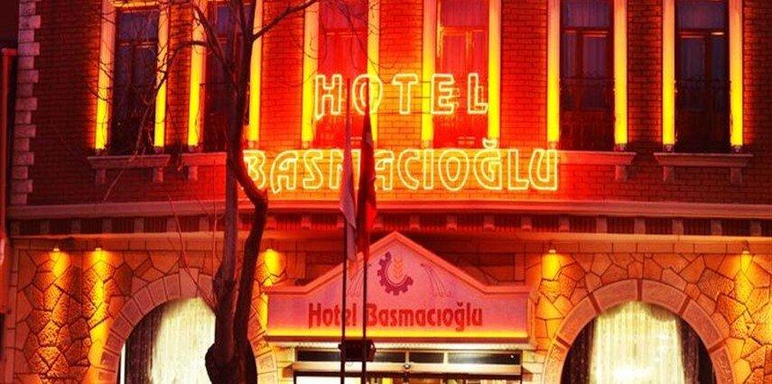 Basmacıoğlu Hotel Isparta Isparta Merkez