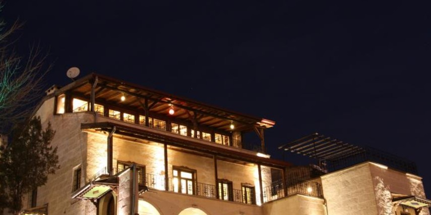 Bayer Stone House Nevşehir Avanos