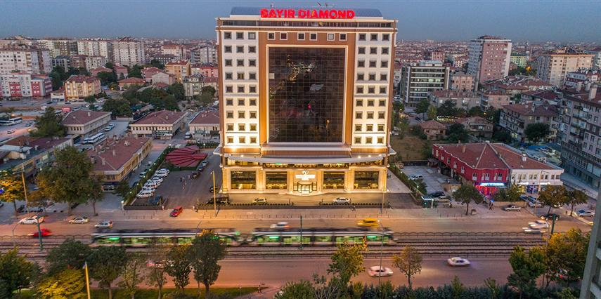 Bayır Diamond Hotel & Convention Center Konya Selçuklu