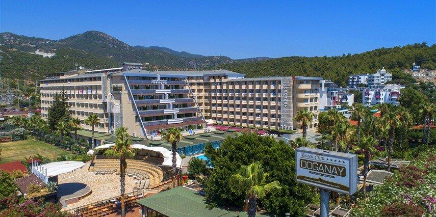 Beach Club Doğanay Antalya Alanya