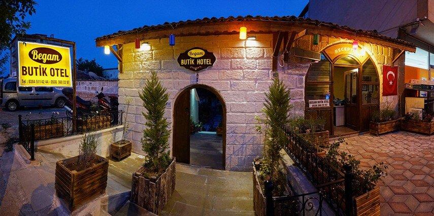 Begam Butik Otel Nevşehir Kapadokya