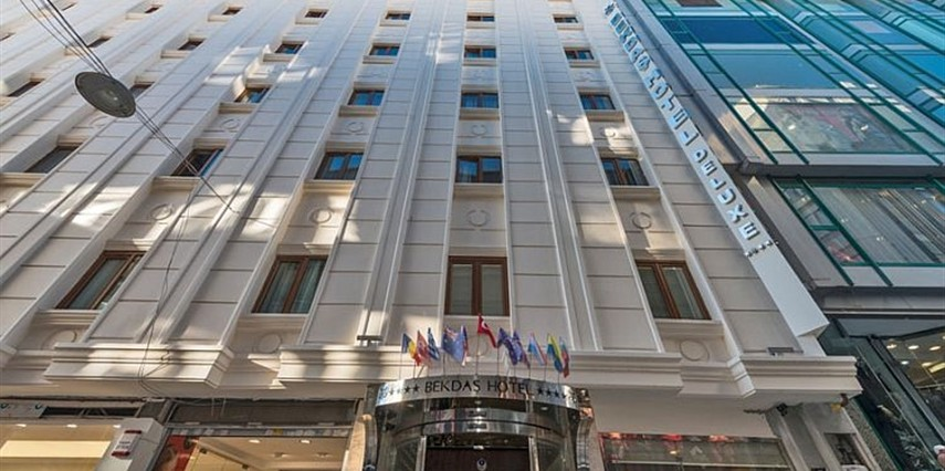 Bekdaş Hotel Deluxe İstanbul Fatih