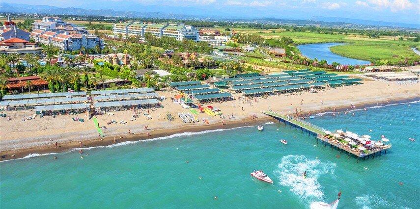 Belek Beach Resort Otel Antalya Belek