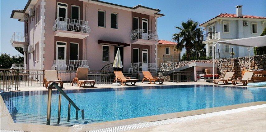 Bella Rose Hotel Muğla Fethiye