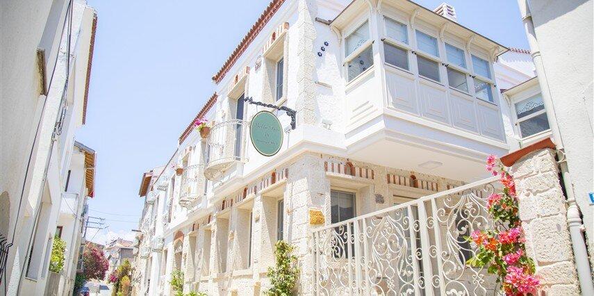 Bellapais 58 Luxury Çeşme İzmir Çeşme