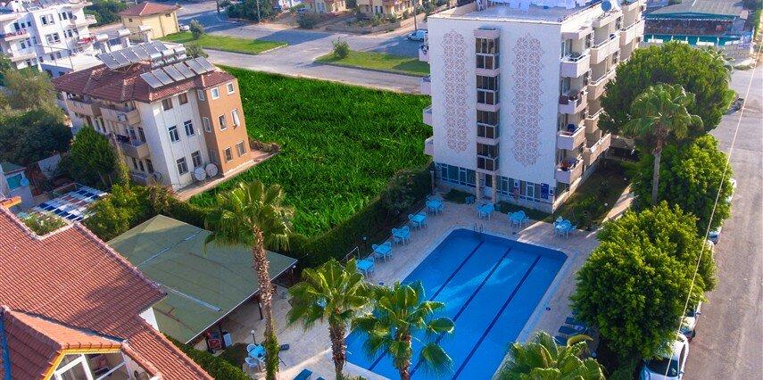Bellissima Hotel Antalya Manavgat