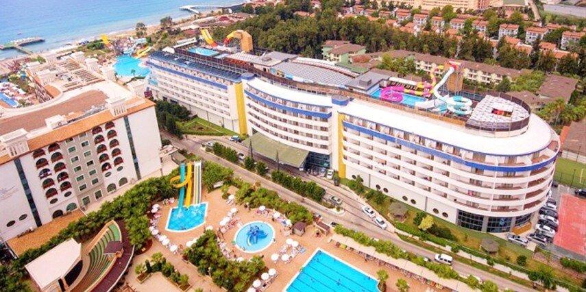 Bera Alanya Otel Antalya Alanya