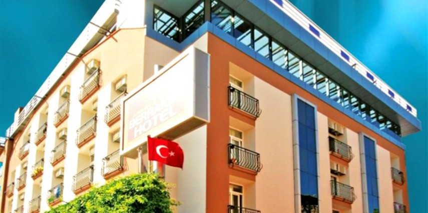 Berraksu Hotel Antalya Antalya Merkez