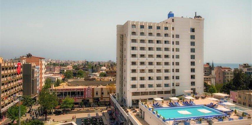 Best Western Plus Khan Hotel Antalya Antalya Merkez