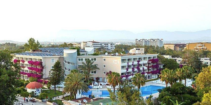 Bieno Venüs Hotel & Spa Antalya Side