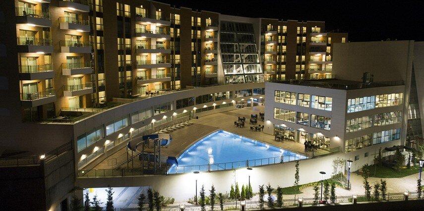 Bilici Termal Resort Hotel & Spa Sivas Yıldızeli