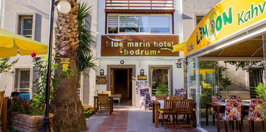 Blue Marin Hotel Muğla Bodrum