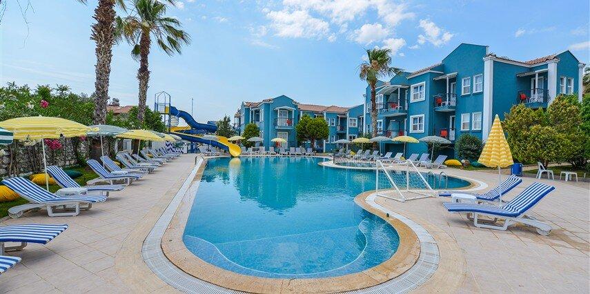 Blue Pearl Hotel & Villas Muğla Fethiye