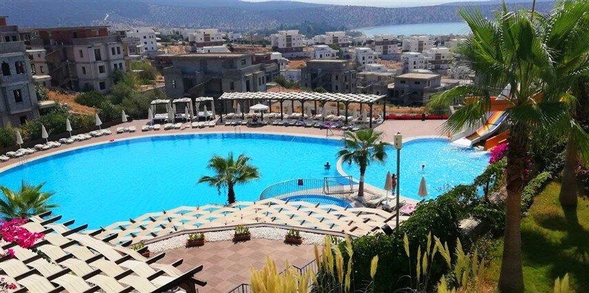 Bodrum Hill Hotel Muğla Milas