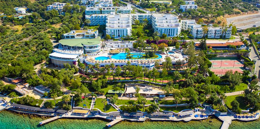 Bodrum Holiday Resort & Spa Muğla Bodrum