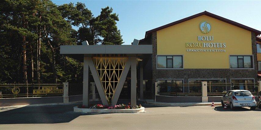 Bolu Koru Hotels Spa & Convention Bolu Bolu Merkez