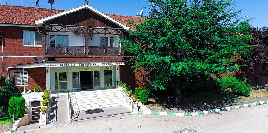 Bolu Termal Hotel & Spa Bolu Bolu Karacasu