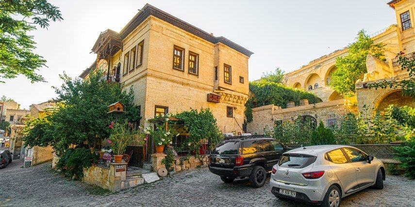 Born Hotel Nevşehir Kapadokya