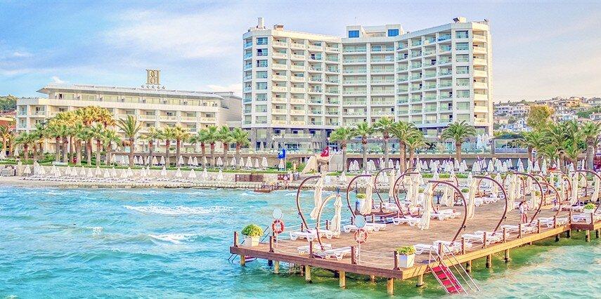 Boyalık Beach Hotel Çeşme İzmir Çeşme