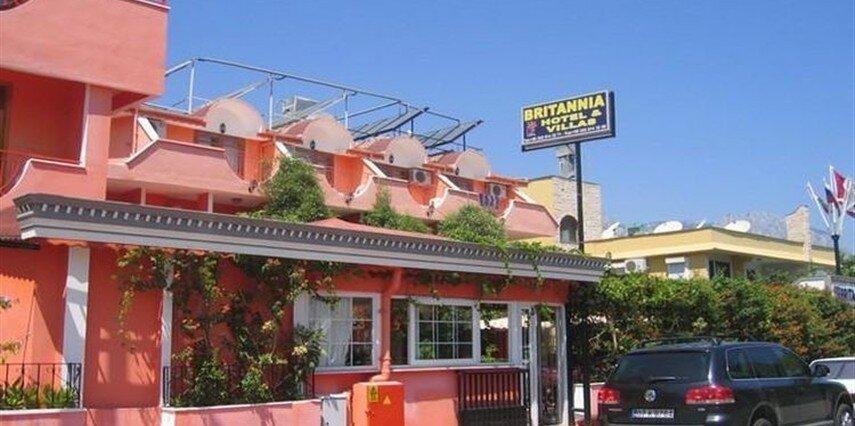 Britannia Hotel Antalya Kemer
