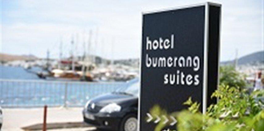 Bumerang Suites Hotel Muğla Bodrum