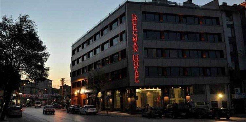 Burçman Hotel Bursa Osmangazi