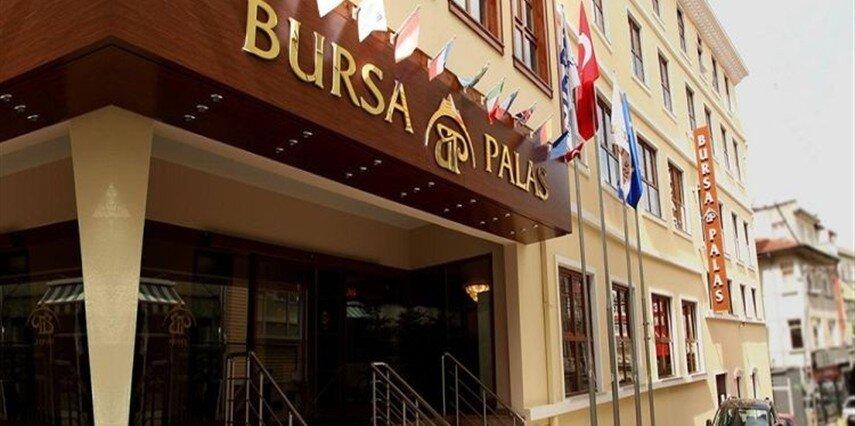 Bursa Palas Hotel Bursa Osmangazi