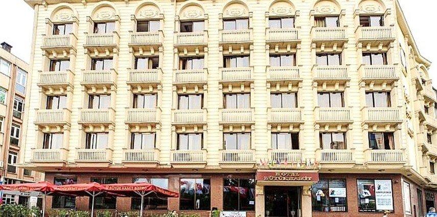 Büyük Hamit Hotel İstanbul Fatih
