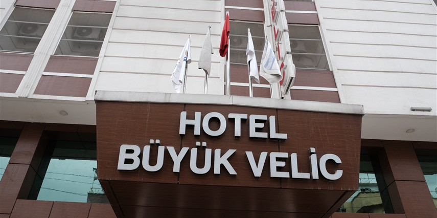 Büyük Velic Hotel&Spa Gaziantep Şahinbey