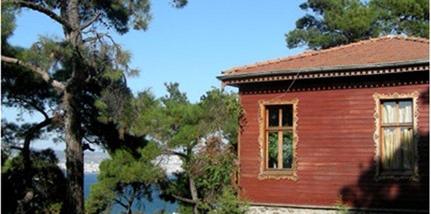 Büyükada Köşk Orman Otel İstanbul Adalar