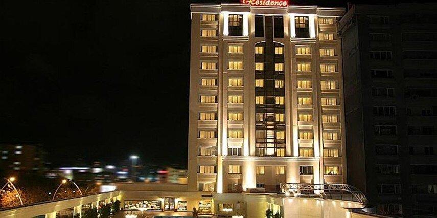 Büyükhanlı Park Hotel & Residence Ankara Çankaya