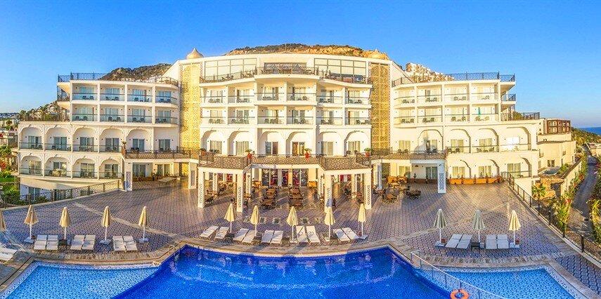 BVS Bosphorus Resort Hotel & Spa Muğla Bodrum