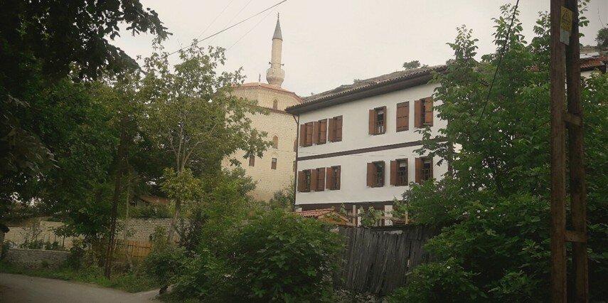 Çamlıca Konağı Çarşı Evi Karabük Safranbolu