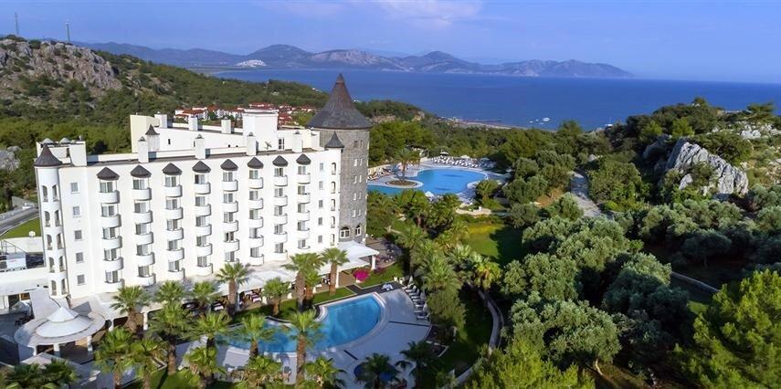 Castle Resort & Spa Hotel Sarıgerme Muğla Ortaca