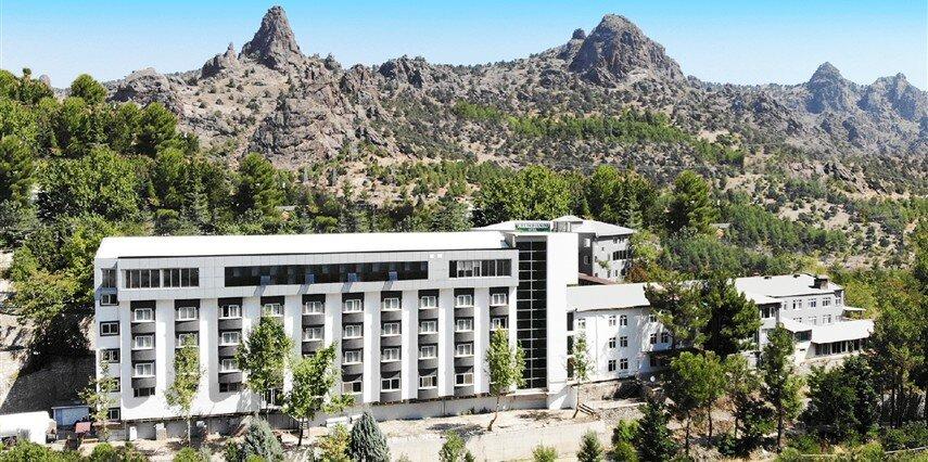 Çelikhanım Termal Otel & Spa Niğde Ulukışla