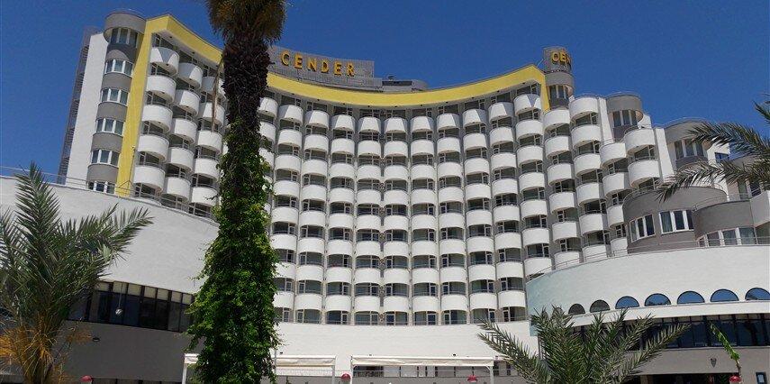 Cender Hotel Antalya Muratpaşa