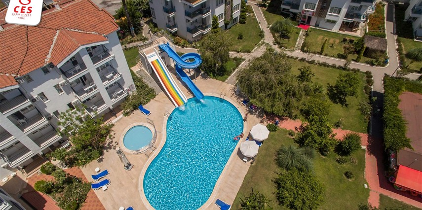 Ces Club Hotel Antalya Manavgat