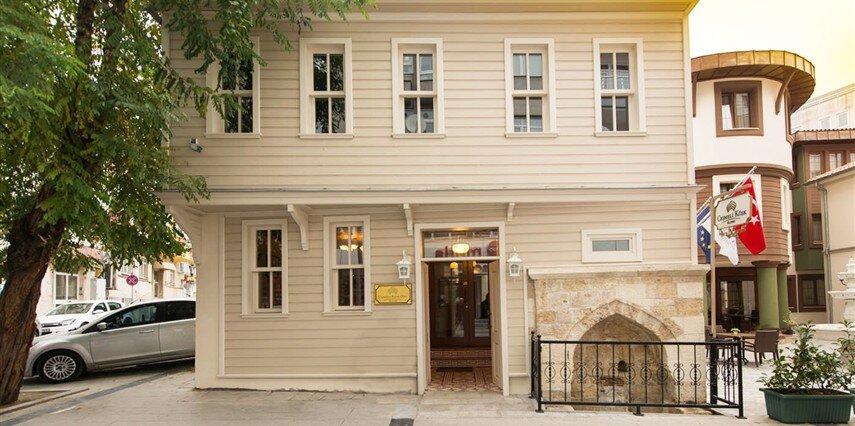 Çeşmeli Konak Otel Silivri İstanbul Silivri