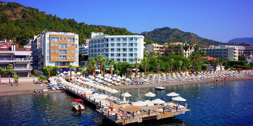 Cettia Beach Resort Muğla Marmaris